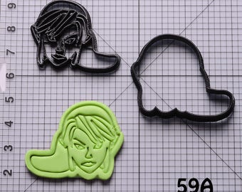 Link Cookie Cutter Link Fondant Cutter Link Birthday Gift Link Gift Link Party