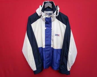 vintage Ralph lauren windbreaker jacket medium mens size