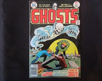 Ghosts #50 D.C. Comics 1976