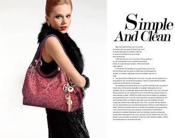 Leshaer hollywood fashion Bag