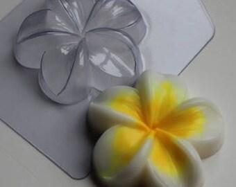 Plumeria soap mold, plumeria plastic mold, plumeria soap, flowers soap mold, flowers plastic molds, soap molds, flowers soap, plumeria