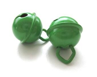 15mm Green Baby Bell