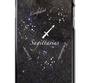Sagittarius Zodiac Sign iPhone Case Cover