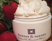 Strawberry Dreams Body Butter l Limited Edition l Mango & Shea Butter Blend l Skin Hydration