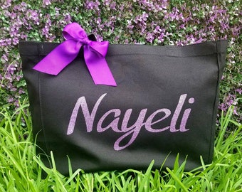 Personalized Tote Bag | Canvas Bag | Personalized Canvas Tote| Handbag