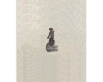 A4 Letterpress Print, Handmade, Poster Design, Detailed, Tiny Print, Original Print, Limited Edition, Letterpress Print, Unique Design,