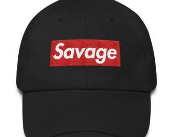 Savage Dad Hat