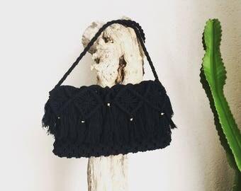 Bag macrame, macrame bag, handmade bag, Bohemian bag, Bohemian bag, handbag
