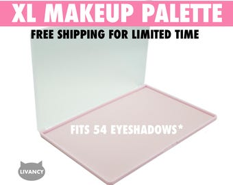 XL Makeup Palette - Magnetic - Fits 54 Eyeshadows*