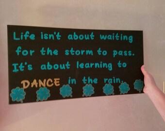 Irish Dance Sign