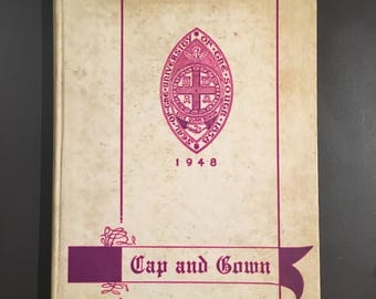 1948 Sewanee University of the South Yearbook