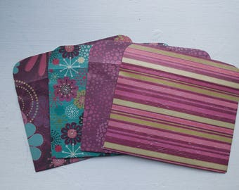Handmade Envelopes (Set of 4)