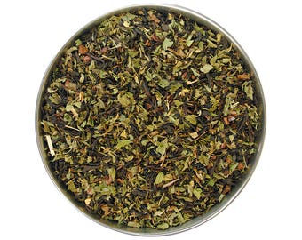 Mint Chocolate Chip Tea - Premium Loose Leaf Tea (10g - 100g)