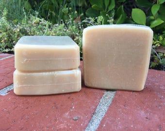 Cucumber Melon & Aloe Vera Vegan Cold Process Soap