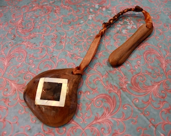 Netsuke / Obi-belt Charm for Kimono (KA-WN-102)