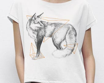 T-shirt Renard