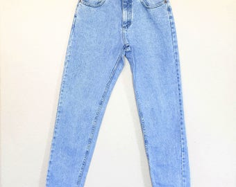 FREE SHIPPING 1990s Lee Jeans , 26 inch Waist, Size 4 Size 5