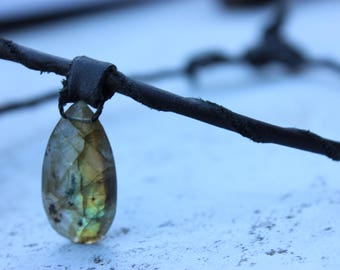 Custom Labradorite Necklace - Made to Order