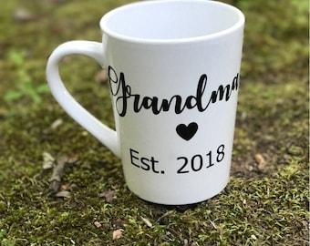 Grandma Coffee Cup