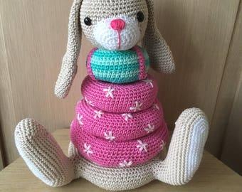 Pile Tower Rabbit