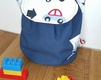Bag child adjustable straps