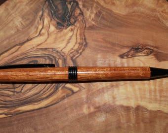 Jatoba wood pen