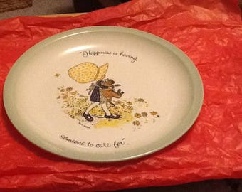 Vintage Holly Hobby Collector's Plate