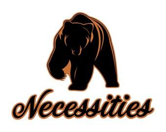 Bear Necessities SVG
