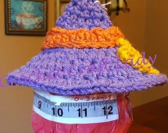 Little Witch Hat - flower