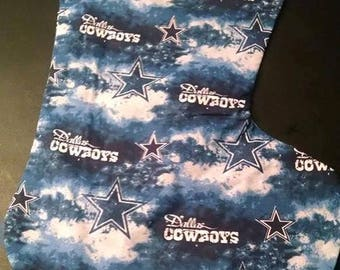 Large Christmas Stocking Dallas Cowboys