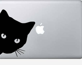 Cat decal
