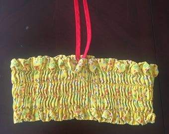 Vintage Girl's Tube top size 4t