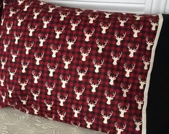 Buffalo Check Pillowcases
