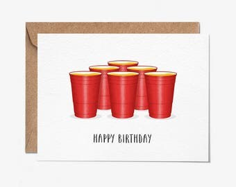 Happy Birthday - Greeting Card - Folio - Birthday Card - thisisfolio - Stationery