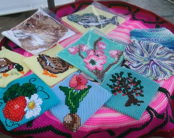 10 inch potholders or trivets