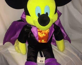 Halloween Disney Mickey Mouse Plush