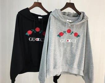Gucci x Champion Influenced Hoodie