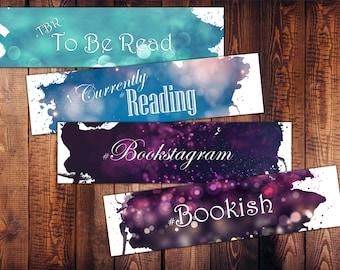Bookmark Set - Bookstagram