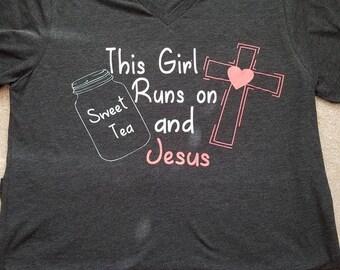 Sweet tea & Jesus
