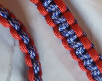 Custom Patriotic pet leash