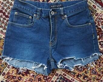 Buffalo high waisted denim shorts