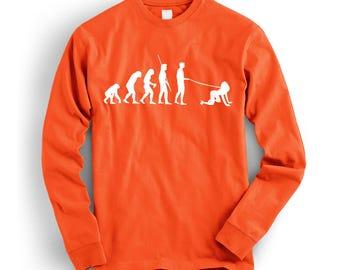 Evolution of Walkies Sweatshirt