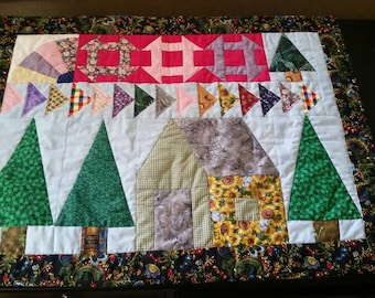 Table Topper,  Wall Hanging