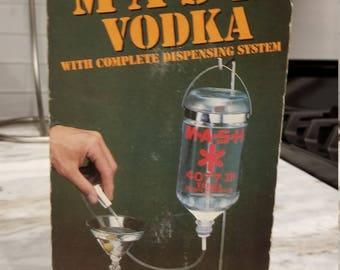 Mash 4o77 vodka