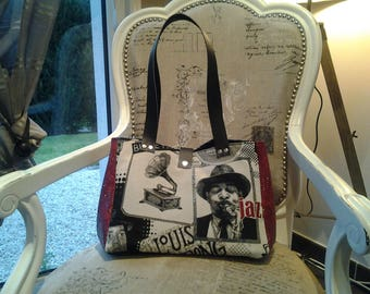 Spirit jazz for this size tote bag