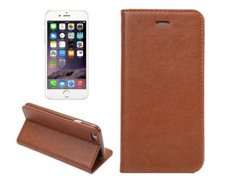 Luxury Leather Wallet Magnetic Flip Cover Case for Samsung and Iphone Models