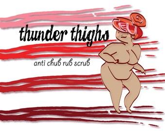 Summer Scent Anti-Chub Rub Scrub