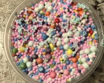 Unicorn Cereal Slime!! 8oz!
