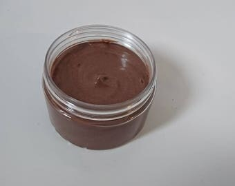 Homemade Whipped Chocolate Body butter