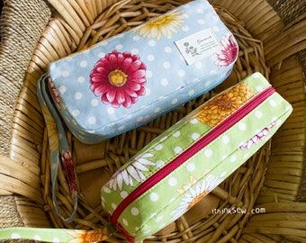 230 The Wendy Zipper Pouch PDF Pattern